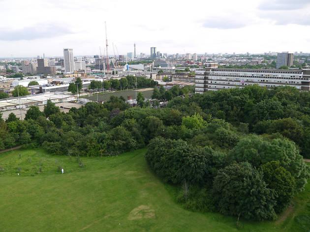 Caledonian Park, Holloway