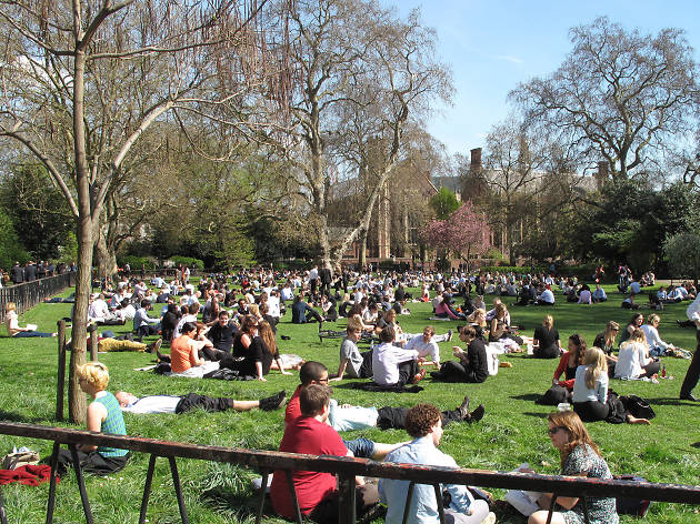 Lincoln's Inn Fields, Holborn