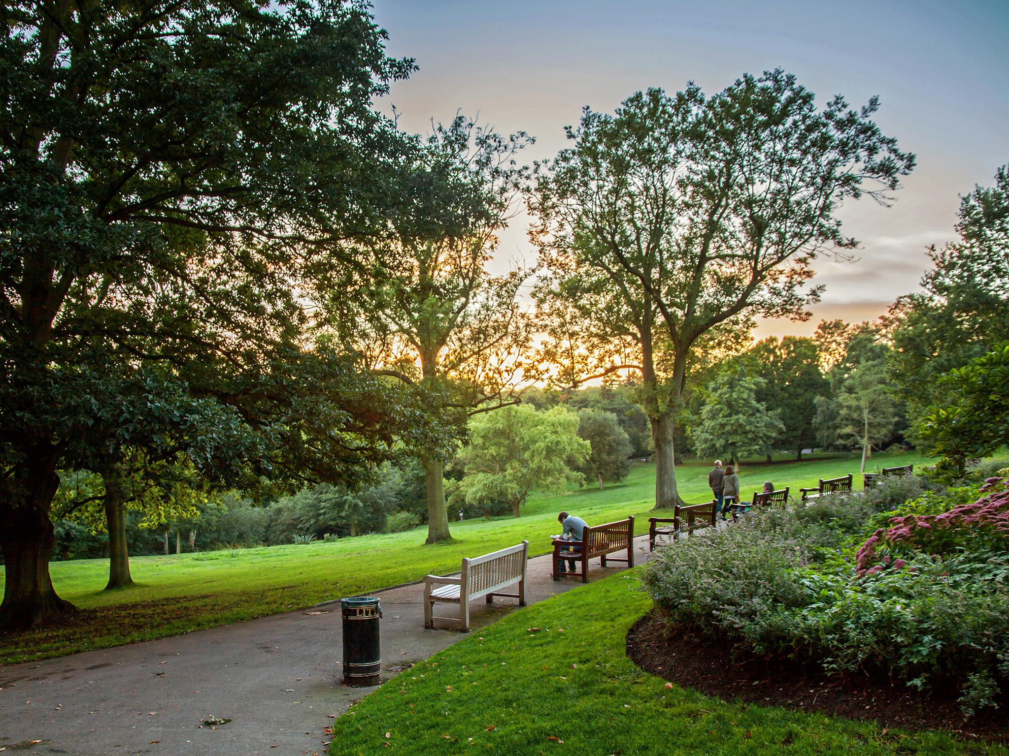 Waterlow Park, Highgate