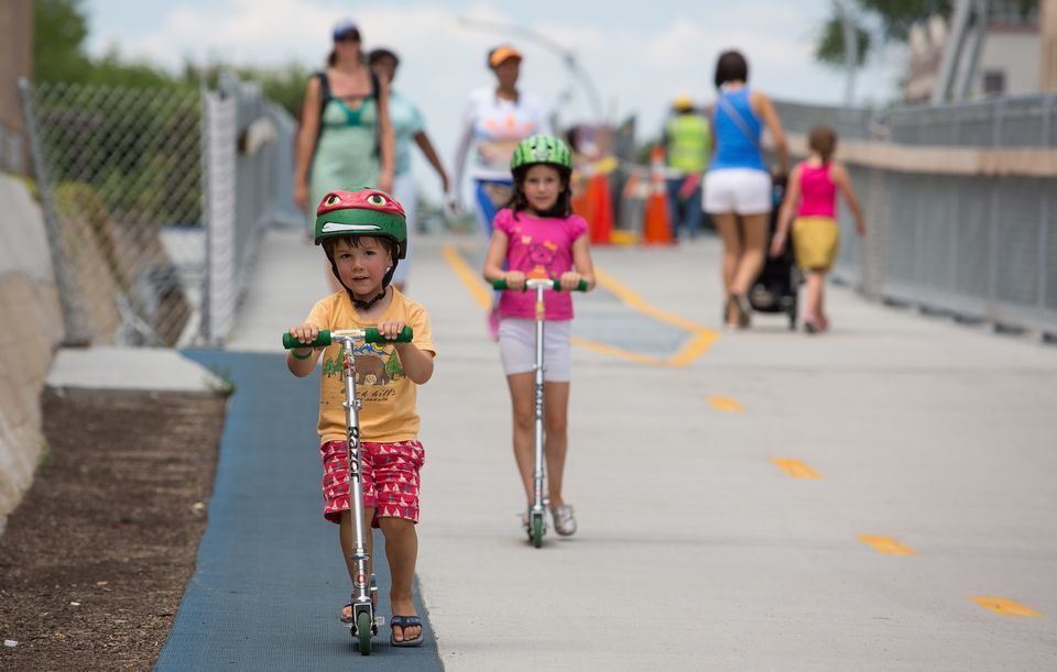 The best things to do with kids on and around the 606