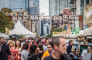 Fulton Market Harvest Festival