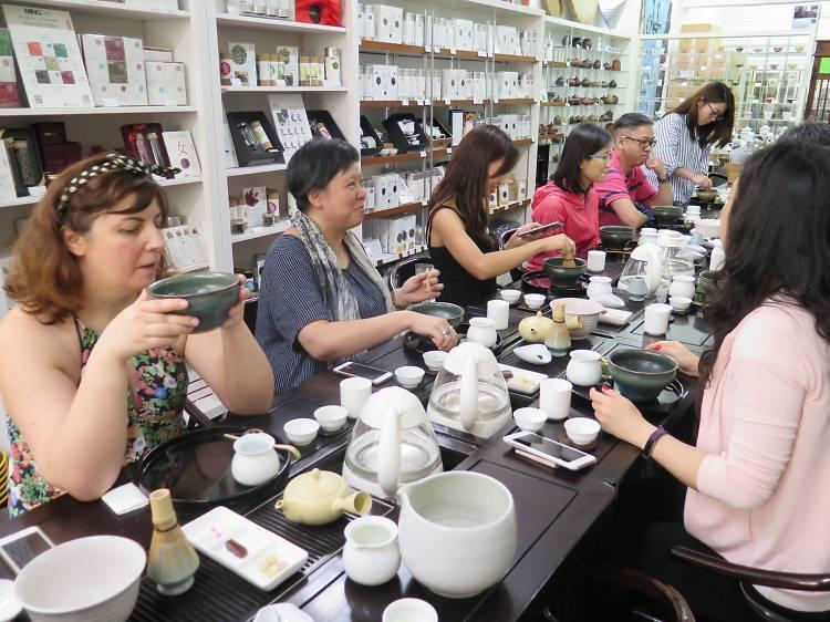 MingCha Tea House