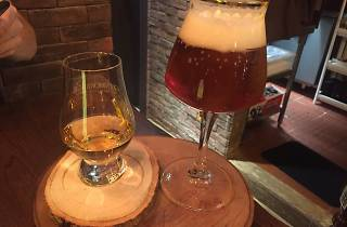 boilermaker beer and whisky