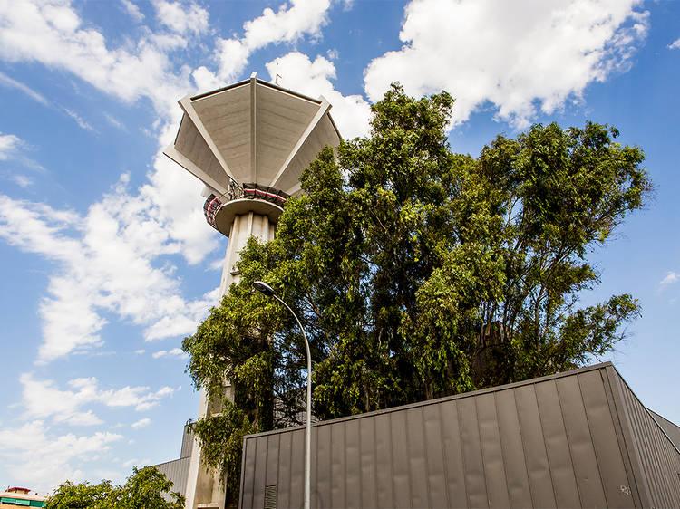La torre d'aigües