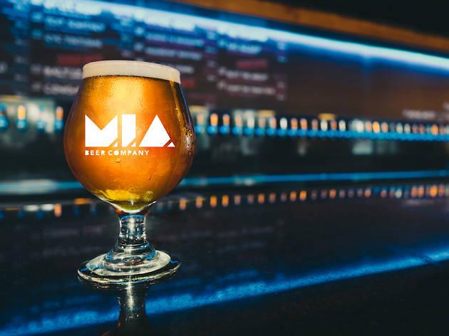 M.I.A. Beer Company