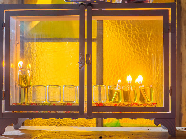 Tzfat Candles