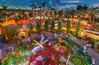 Gardens by the Bay, Autumn Harvest