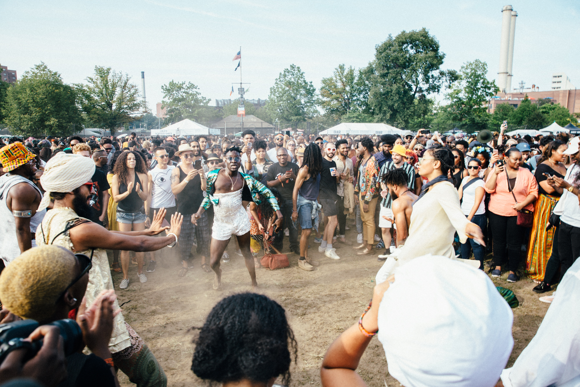 The five best things we saw at Afropunk Brooklyn on Sunday