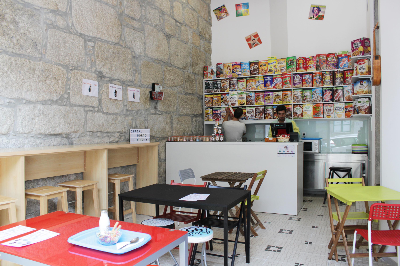 Cereal Porto Café