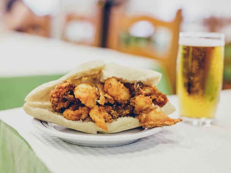 Restaurantes em Setúbal