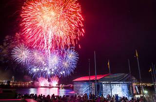 fireworks philadelphia