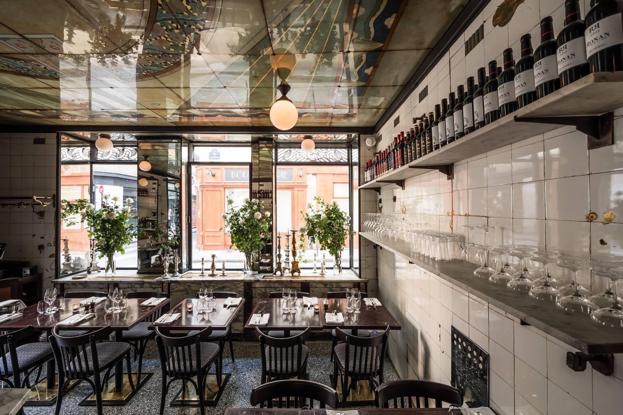 anahi restaurants 3e arrondissement paris. Black Bedroom Furniture Sets. Home Design Ideas