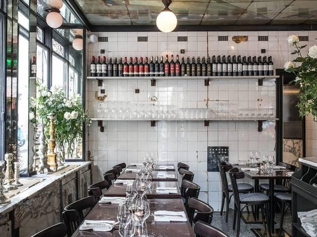 how to choose restaurants in paris