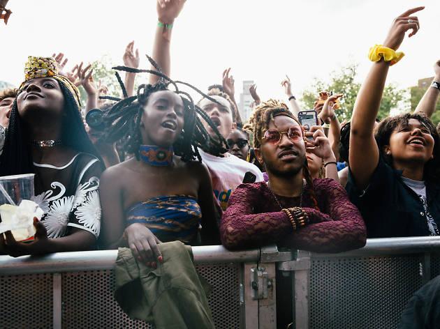 Afropunk Brooklyn 2017