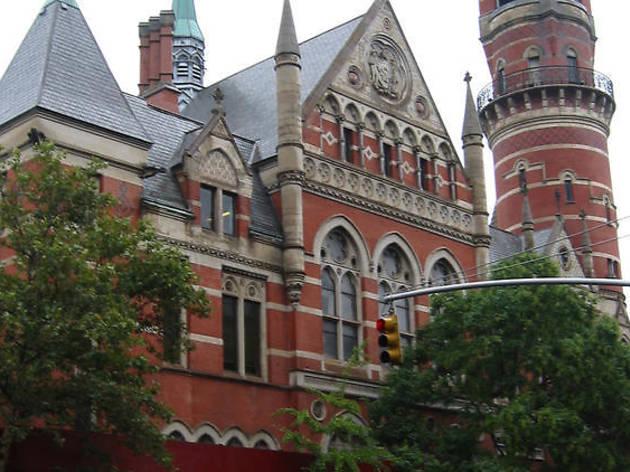 New York Public Library, Jefferson Market Branch