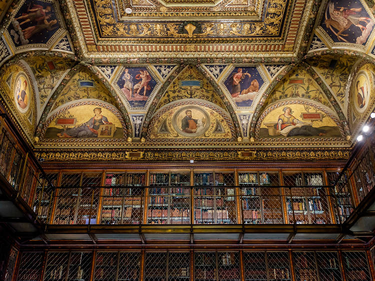 The most gorgeous NYC libraries