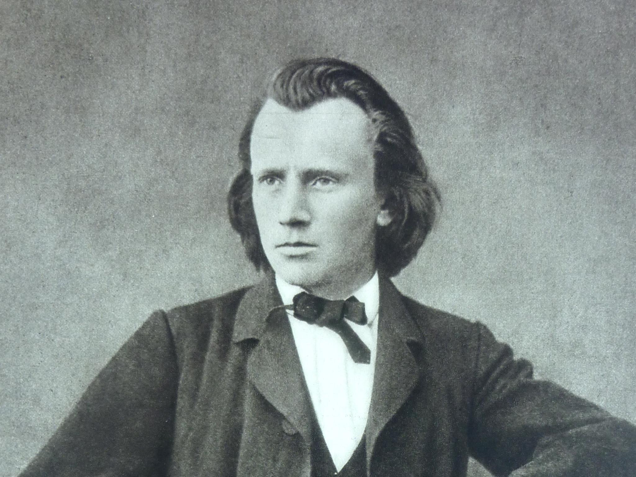 J. Brahms