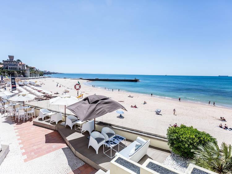Os melhores restaurantes de praia
