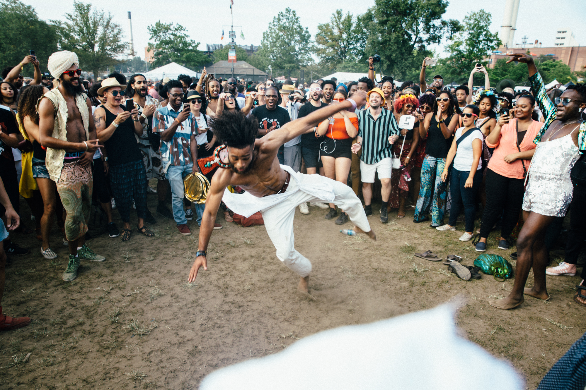 Why Afropunk is NYC's best fest