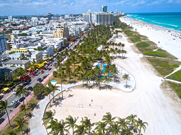 Miami Beach is North America's leading destination—but we knew that