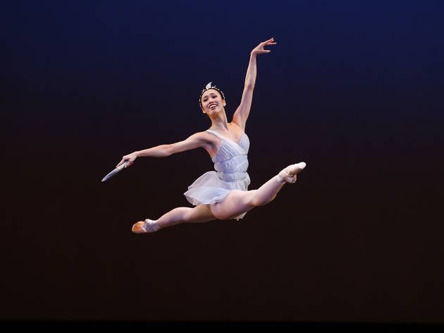 Symphony in C Aus Ballet 1 (Photograph: Jeff Busby)