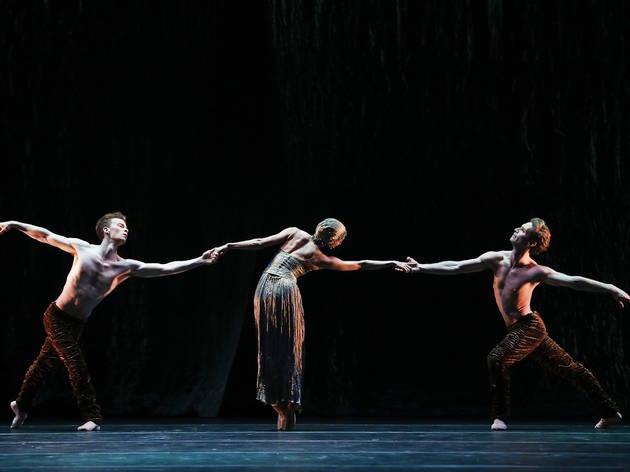 Symphony in C Aus Ballet 4 (Photograph: Jeff Busby)