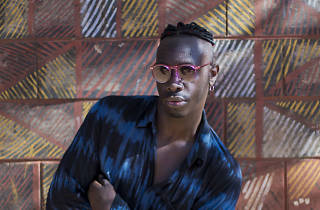 Khalif Diouf for Via Alice at Red Bull Music Weekender