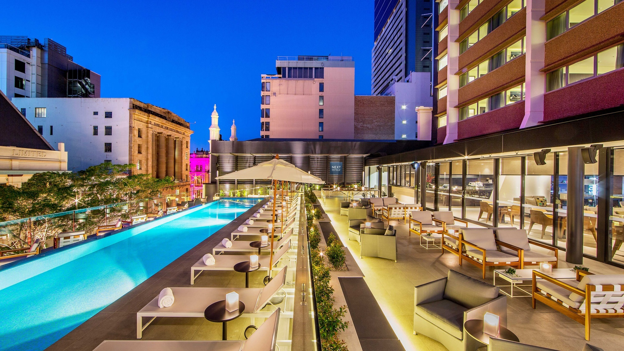 The best hotels in Brisbane