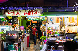 Huai Khwang Night Market 03