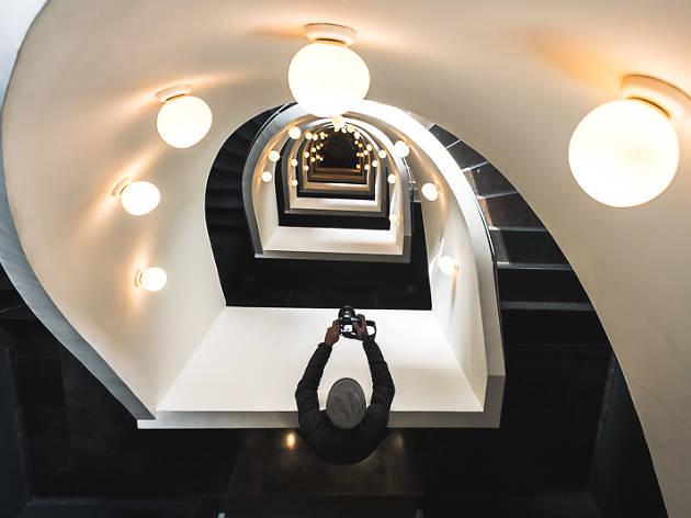 10 escaleras de Barcelona que son obras de arte [FOTOS]