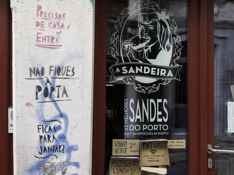 Sandes Virtudes d' A Sandeira