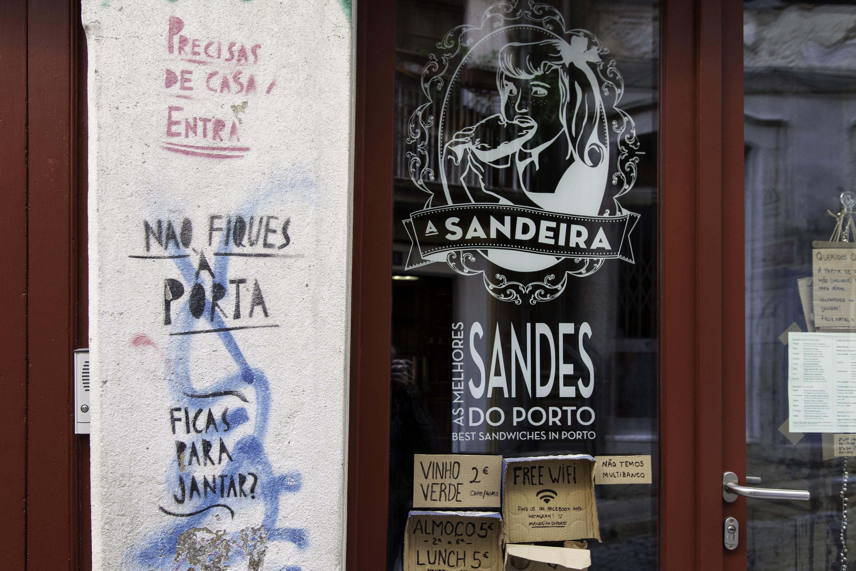 A Sandeira do Porto