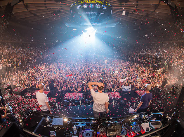 Electric Zoo headliner Above & Beyond dish on their most memorable NYC moments