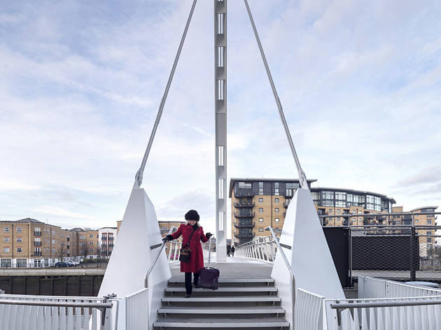 Greenwich Reach Swing Bridge - Open House