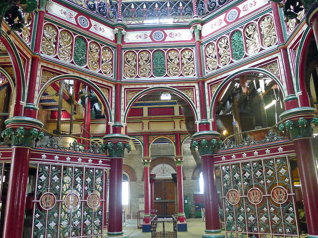 Crossness Beam Engine House Open House