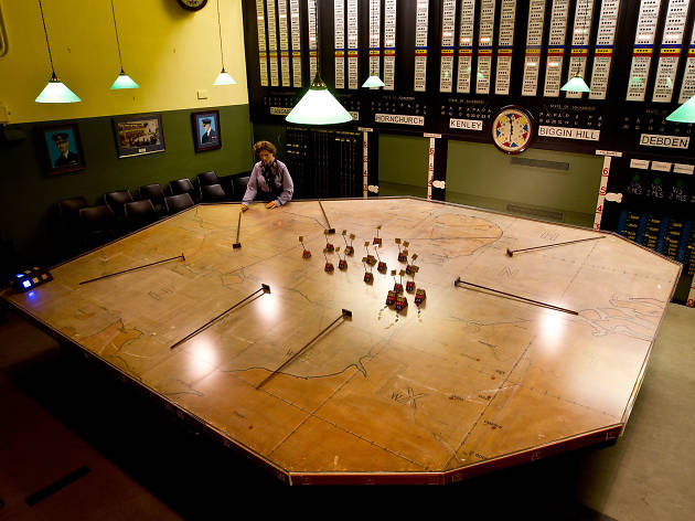 Battle of Britain Bunker and Visitor Centre