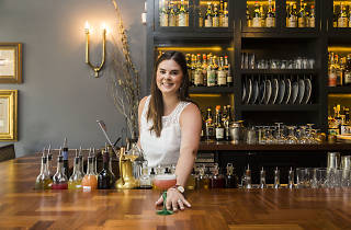 Know your bartender: Stephanie Andrews at Billy Sunday