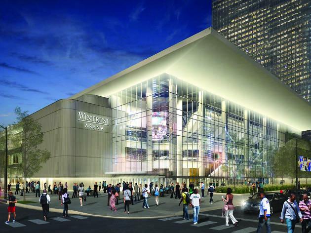 Wintrust Arena rendering