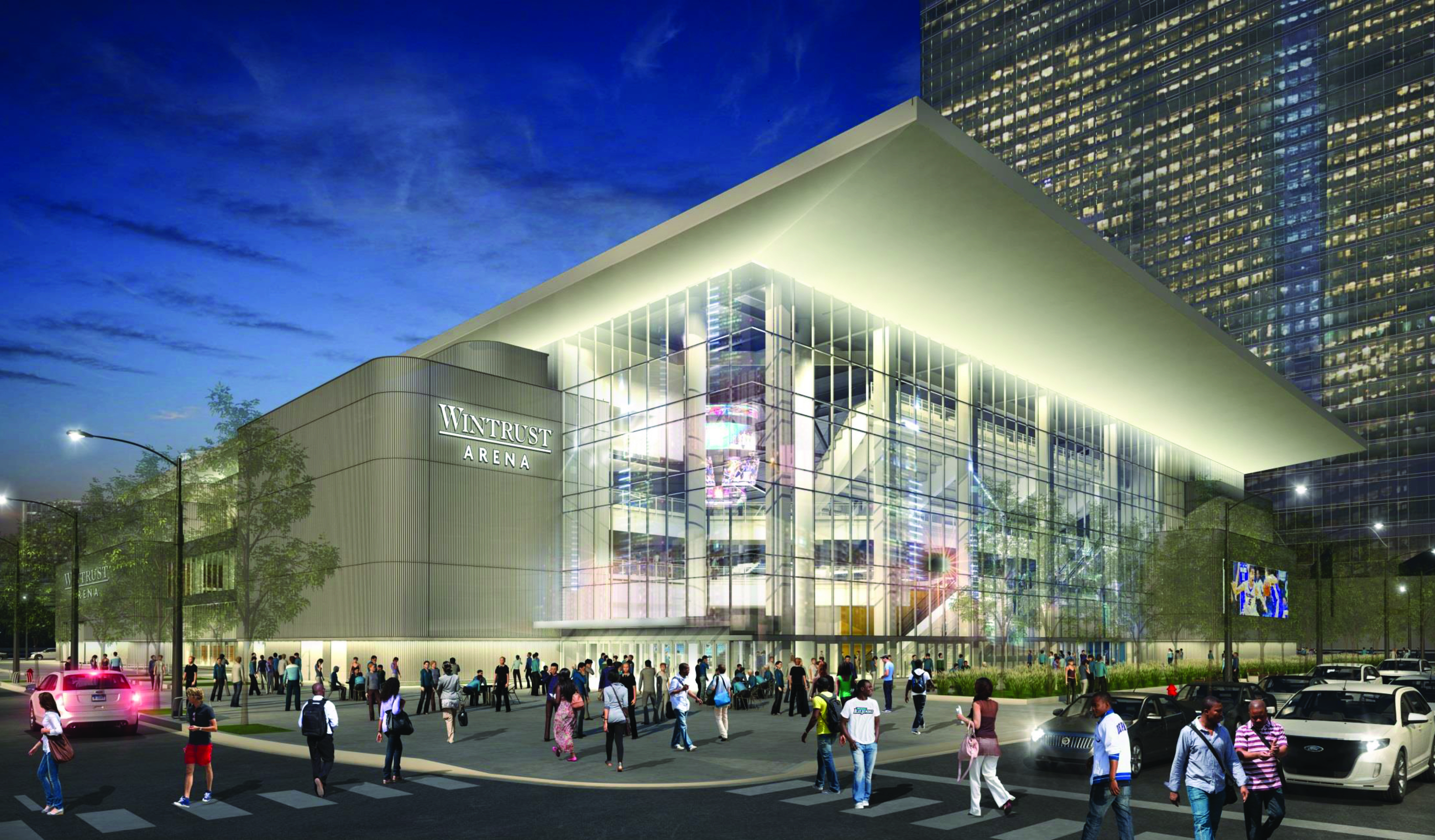 Allstate My Account >> DePaul's new basketball arena will bring some big changes ...