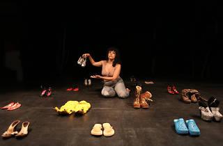 Larissa Velez-Jackson: Zapatografía/Shoegraphy