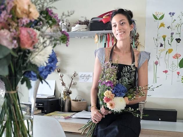 Ask a French Floral Workshop
