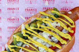 Frank's Original Philly Cheesesteak and Dogs