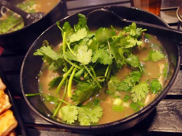 Qinghai Tibetan Noodles