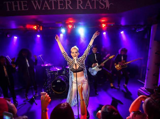 Katy Perry at Water Rats 2017