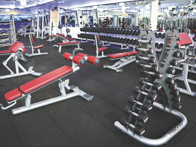 True Fitness Viva Business Park