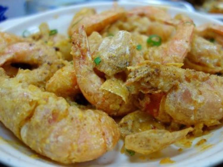 Dine at Tung Po Kitchen