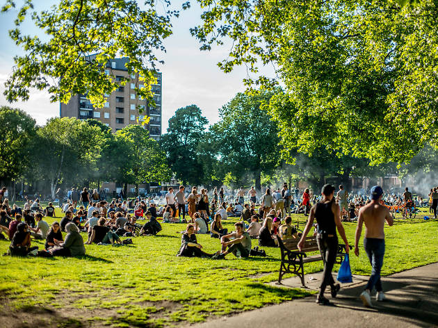 8 BBQ-friendly London parks