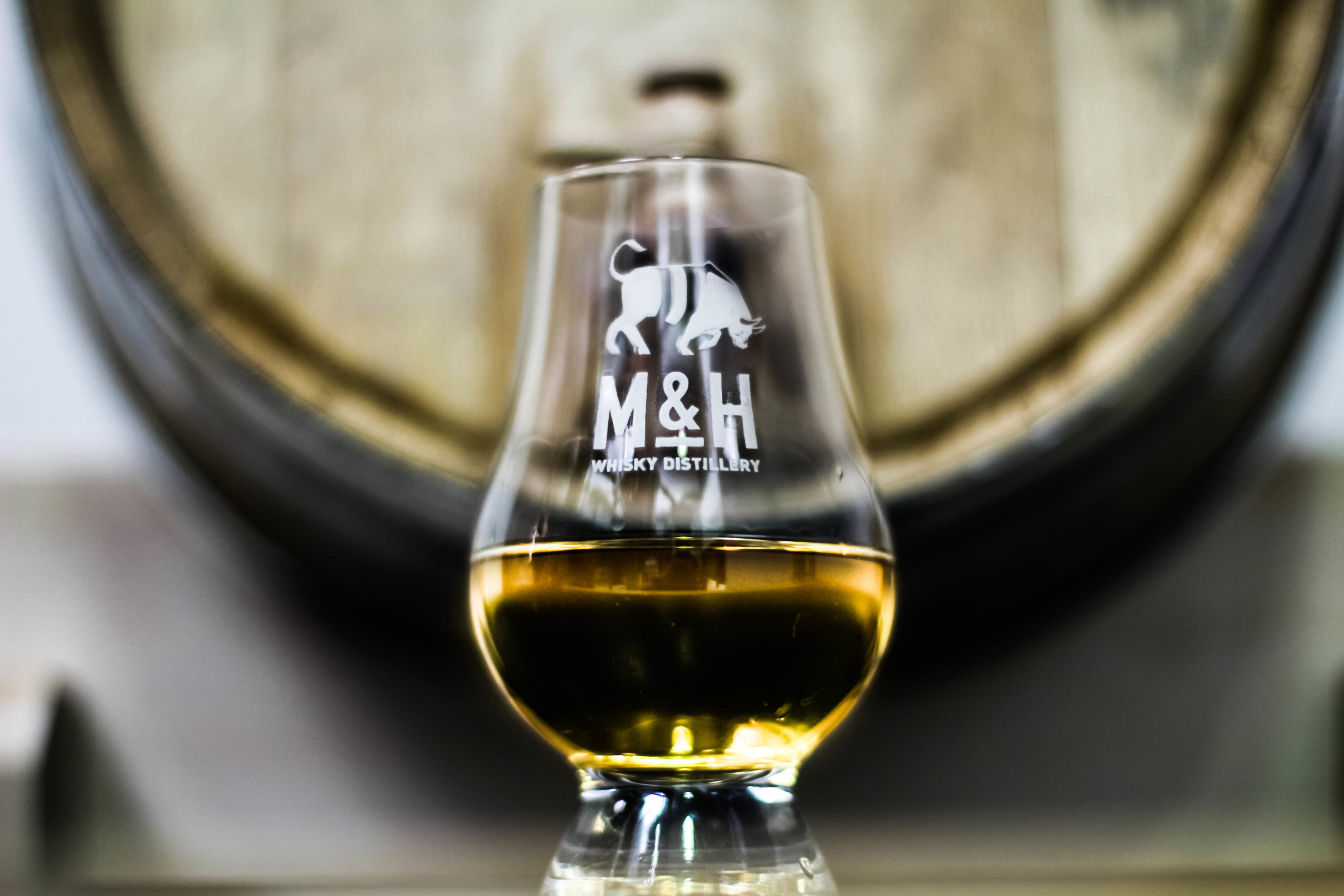 Warm up with whisky