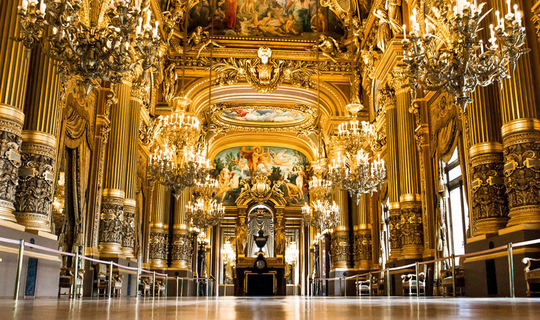 Experience Opera Garnier with zero crowds