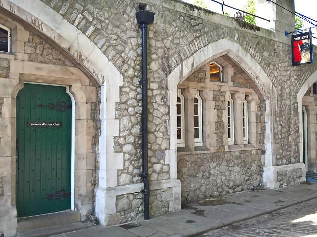 Yeoman Warders Club
